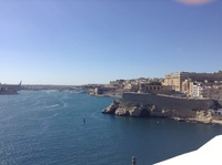 Arriving at Malta