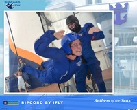 IFly simulated skydiving—super fun!