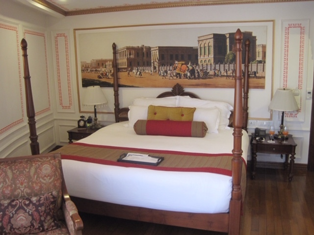 Heritage Room 302 - great bed