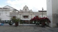 building in Antigua, Guatemala
