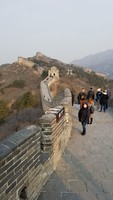 Walking the Great Wall!