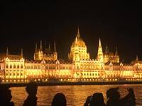 Sailing into Budapest, Hungary! An absolutely stunning and breathtaking exp