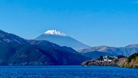 Mount Fuji  the one ship excursion I did and highly recommend with a tram a
