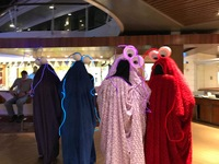 The Yip Yips.... I was Red. Thank you to the guest who sent this to me. We