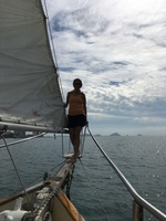 sailing in Mazatlan