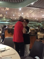 Mom and Dad dancing in MDR.