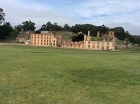 Visit to Port Arthur from Hobart
