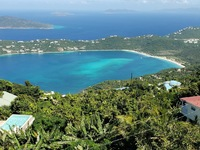 Magen's Bay Beach, St. Thomas, US Virgin Islands