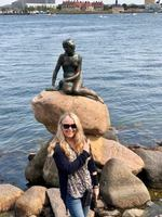 The Little Mermaid, Copenhagen, Denmark.
