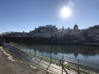 Optional excursion to Salzburg.....gorgeous!