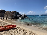 Virgin Gorda and the Baths