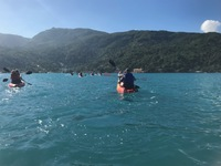 Kayak Adventure 9am time in Labadee