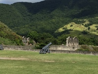 Brimstone Hill Fortress, St. Kitts - great history of French takeover, then