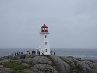 Peggy's Cove , Nova Scotia
