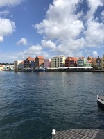 downtown in curacao
