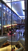 A picture of Deck 5 which is mainly the Royal Promenade.