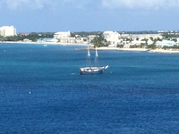 View of Grand Cayman