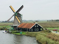 Windmills in Holland!