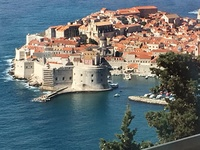 Gorgeous day in stunning Dubrovnik!