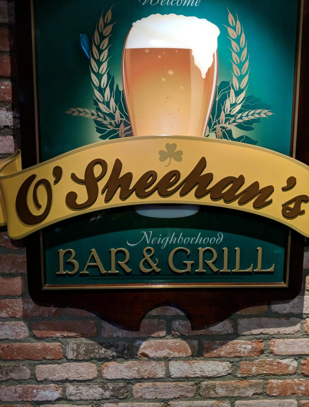 O'Sheehan's 24 hour rest and bar