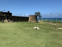 Fort on Amber Cove tour