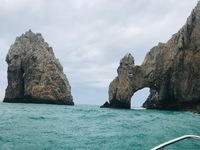 Arch of Cabo San Lucas in Lands End