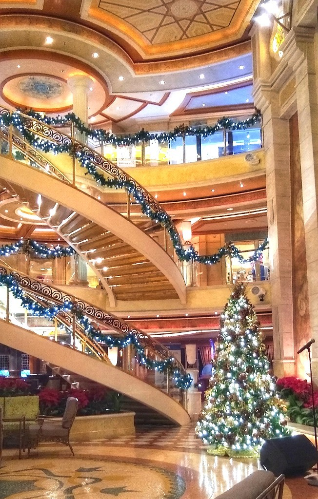 A Christmas Cruise.Not So Special For A Christmas Cruise Crown Princess