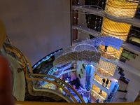 Atrium (Centrum) of Jewel of the Seas