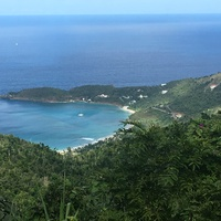 Tortola- Beautiful! 3 hour tour on own & beach- beautiful!