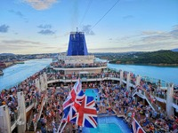 Great British Sail Away (from Antigua)