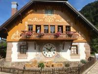 Cuckoo Clock in the Black Forest