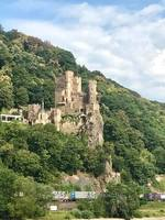 Castle in the Rhein Gorge