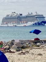 Regal Princess from Princess Cays