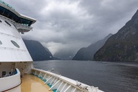 Milford Sound, spectacular!