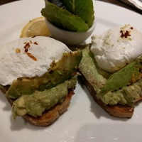 Avocado toast -sea day