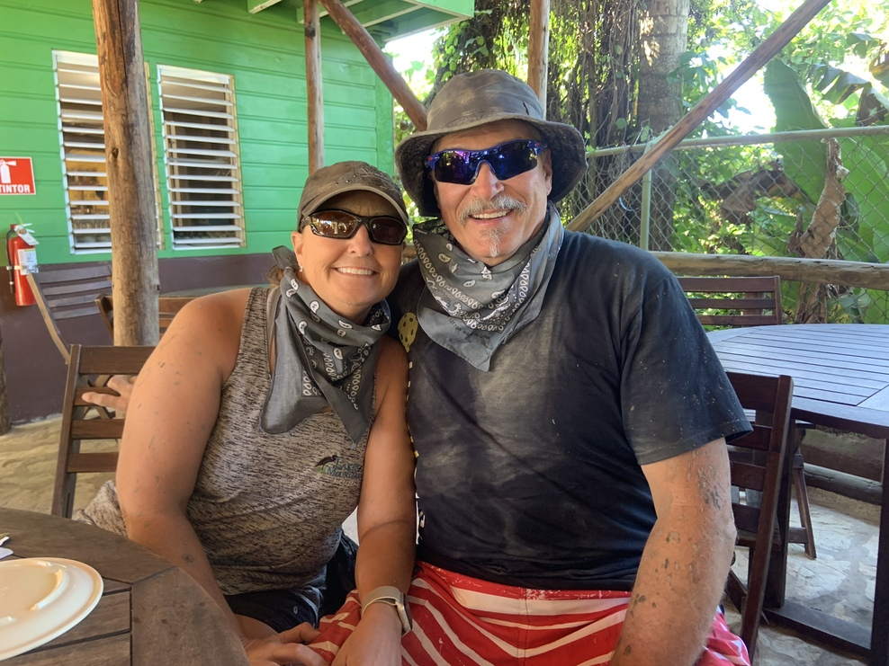 Author of review and hubs at the outback adventure in Puerto Rico.