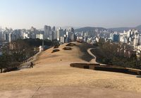 Boxcheon Tombs - Busan, South Korea