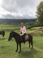 Nuka Hiva By horseback!  Non-sanctioned excursion for a reason ⚠️