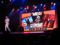 Lovely Jon Clegg [2 shows] Britain's Got Talent Finalist