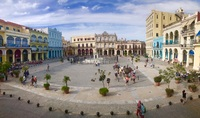 Arms Square in Havana