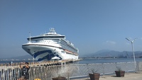 Docked in Manzanillo