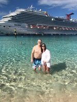 Grand Turk, such beautiful water!
