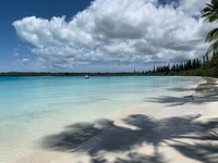 Kuto Beach, Isle of Pines, New Caledonia