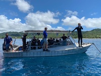 Snorkeling excursion in Savusavu with KoroSun