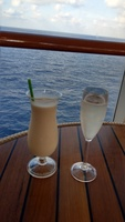 Coctails onboard