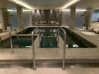 Hydrotherapy room