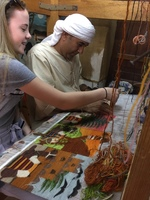 Abu Dhabi Heritage Village, great for handmade crafts and gifts