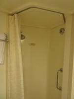 Shower, Cabin A341