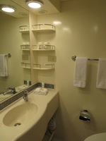 Bathroom, Cabin A341