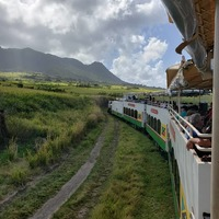 St. Kitts scenic rail excursion